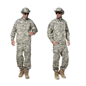 Custom Made Designer Combat Military Soldiers Army Uniforms for Autumn and Winter
