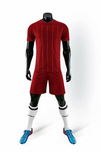 Custom Thailand Quality Men City Club Training Shirt Adult Soccer Jersey Football Shirts set Soccer wear Soccer Uniform