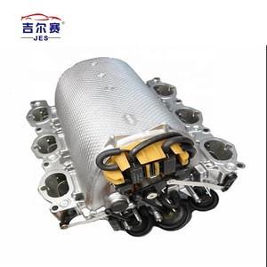 Fit Mercedes GLK350 ML350 Gasket Set Intake Engine Manifold Assembly 2721402401
