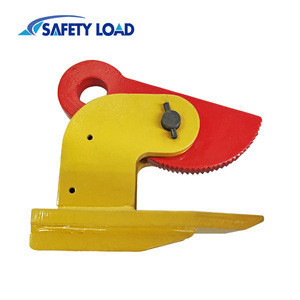 Heavy Duty Horizontal Lifting Plate Clamp CE