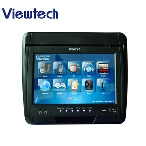 High intelligent touring bus video on demand system 10.1inch bus wifi entertainment system