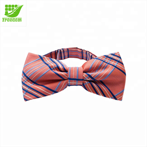 High Quality Custom Logo Printed Wholesale Bow Tie