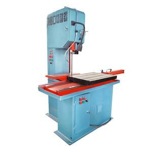 High quality manual band sawing machine vertical band saw machine
