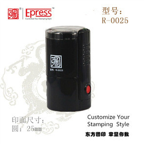 Inspection Self Inking Rubber Stamp/Custom Inspection Stamp/Portable QC Inspection Stamp