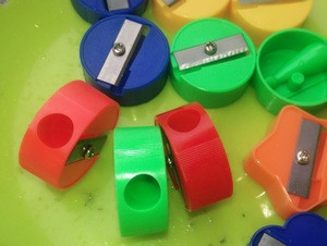 Lovely promotion student mechanical pencil sharpener