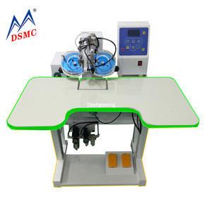 New ultrasonic automatic hotfix rhinestone motif making machine