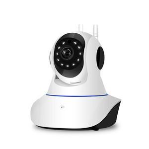 New year promotion home security Pan / Tilt / Zoom dual antenna voice intercom AP Hotspot wireless wifi cctv camera