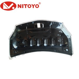 NITOYO BODY PARTS CAR METAL ENGINE HOOD USED FOR TOYOTA PRUIS 2009-2015