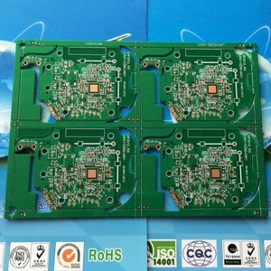 OEM China supplier multilayer pcb board, audio player circuit board pcb