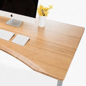 Office Furniture Bamboo Desk Tops,Solid Bamboo Office Table Top
