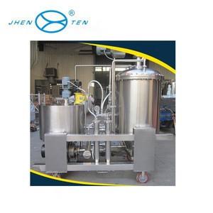 Pharmaceutical or syrup metal disc type diatomite filter machine