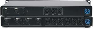 Professional Class D 1U Power amplifier 500W@4ohm 2/4 Channel Digital New Amp