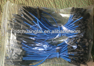 Qingdao Strong Bungee Cords With Plastic Ball for Fixed bungee cords