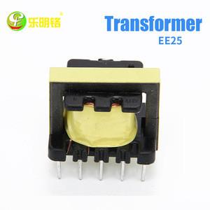 Smd ee25 transformer bobbin 220v /17v car amplifier 240v ac 16v ac transformer