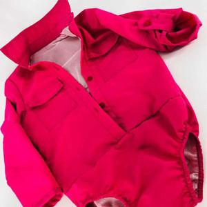 Wholesale Monogrammed High Quality Nylon Baby Fishing Shirt