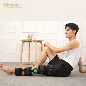 ZHIZIN Stabilizer Pad Belt Band Strap Hinged Knee Patella Brace Support