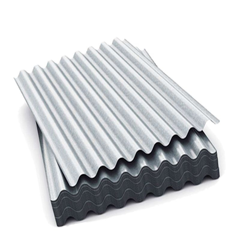 Prime Galvanized  Steel Roofing Sheet China Factory