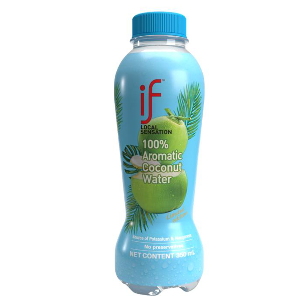 Premium Aromatic Coconut Water | Naturally Hydrating | No Preservatives | Halal Certified | 24 pack | 11.8 OZ