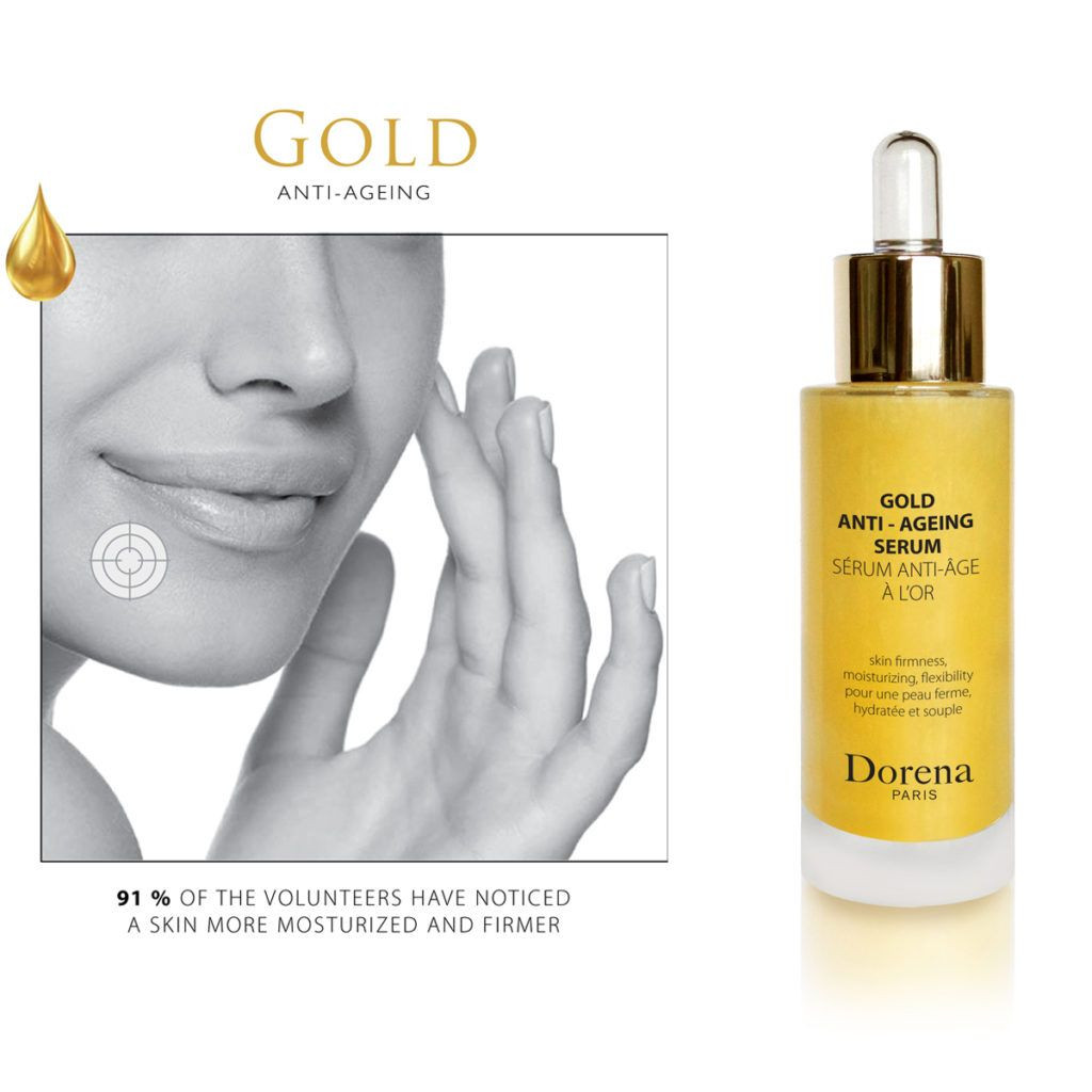 Gold anti – aging serum (30 ml)