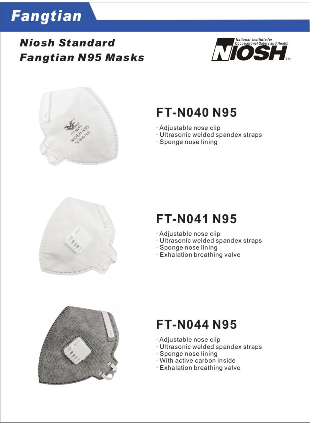 FT-N040/41/42 N95