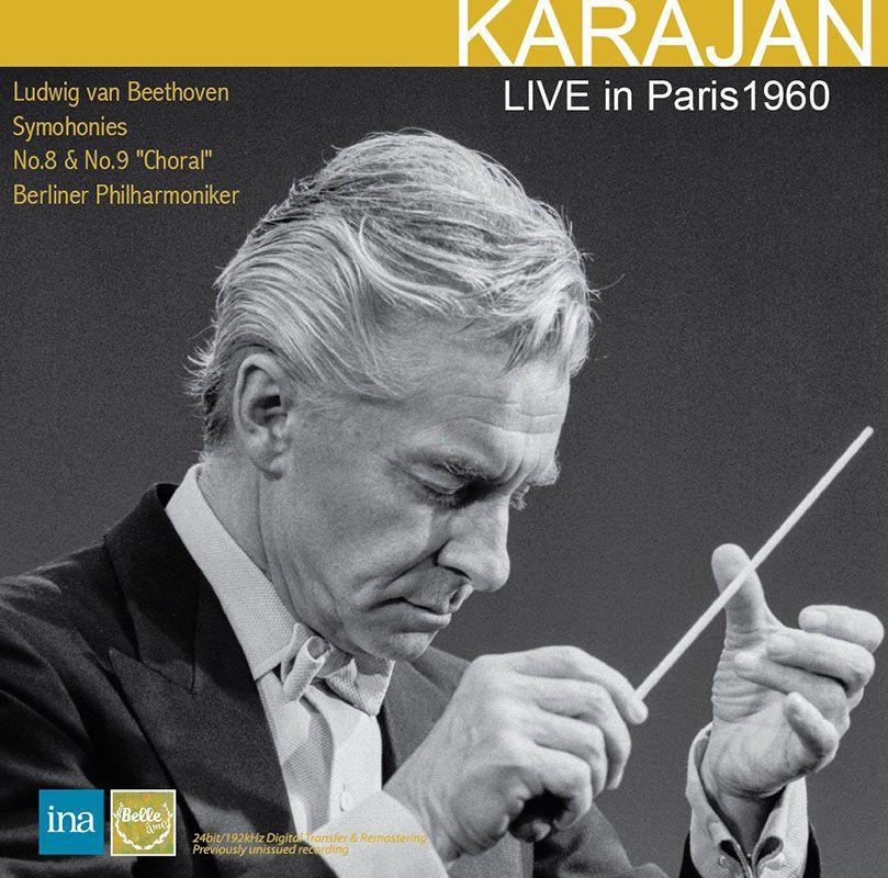 Karajan live in Paris 1960