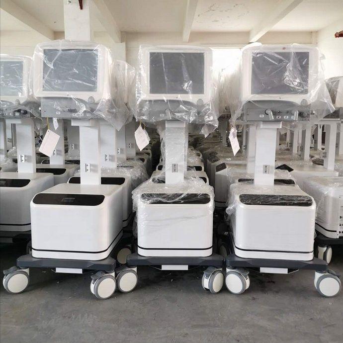 ICU Oxygen Medical Ventilator Machine for Breath