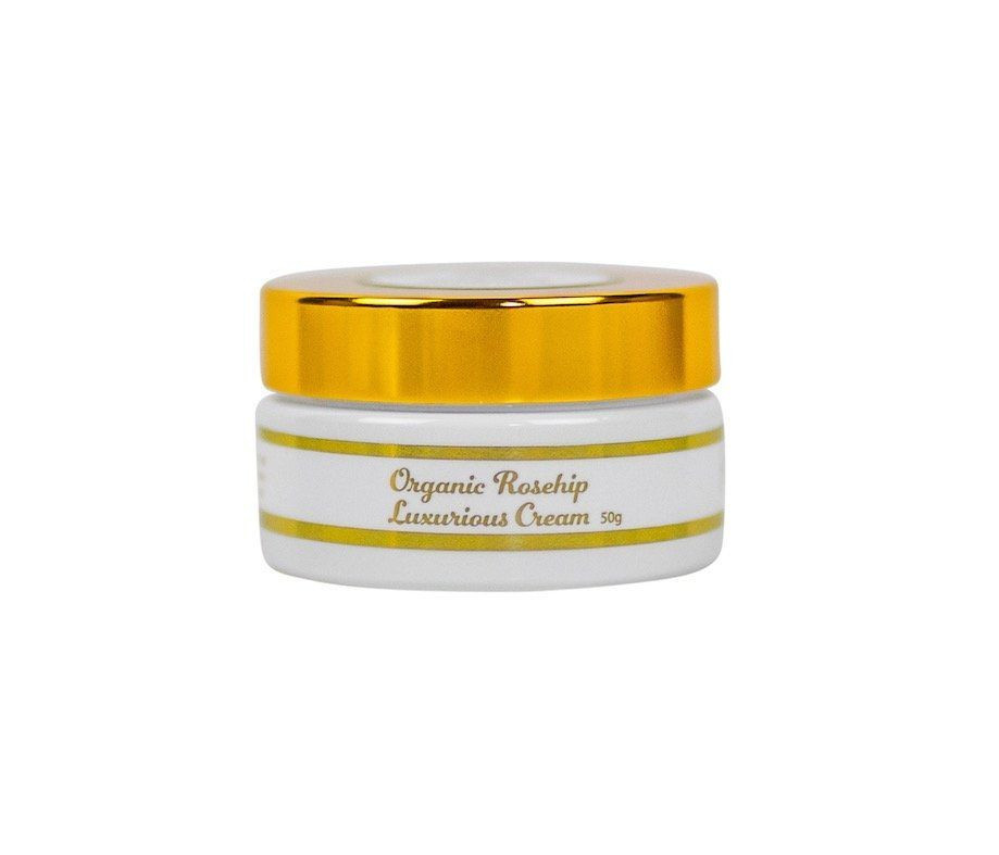 Organic Rosehip Luxurious Cream 50g