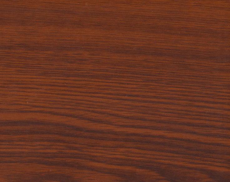 Wood grain PVC film