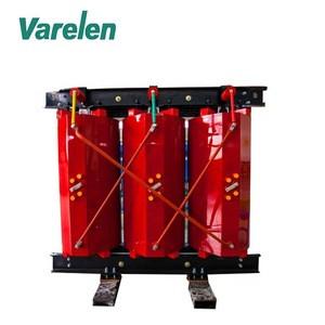 5000kva Power Epoxy Resin Cast 11kv to 415v Electrical  Dry Type Transformer