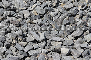 Aggregate, Gravel and Crushed stones