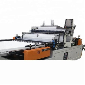 Auto Hepa Filter Mini Pleating Production Line Filter Manufacturing Equipment