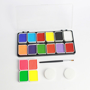 Body Painting Supplies Face Painting Set