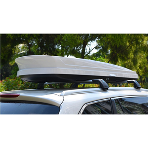 Car roof tent box car roof luggage box at the top of the car