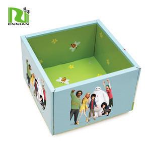 Child toy furniture decorative cardboard keepsake box toys of Cardboard boxes