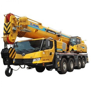 Chinese brand XCMG XCA100 100 ton hydraulic All Terrain Mobile Truck Crane factory price