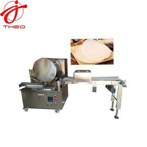 Commercial Spring roll sheets making equipment Tortilla wraps making machine Spring roll maker equipment