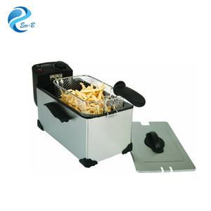 Detachable 3L Electric Deep Fryers For Home