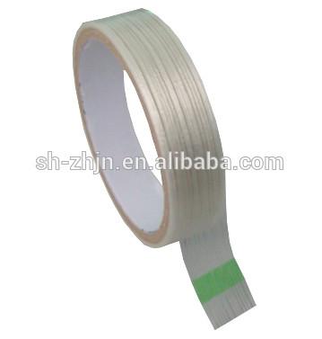 Electrical insulating glass fiber filament tape