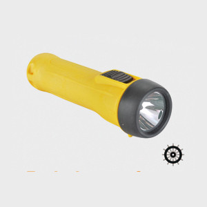 Explosion proof light for fireman outfit EC