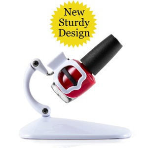 Grip and Tip Nail Polish Holder - Great for model paint or craft paint