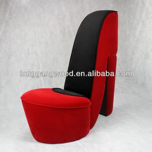 HOT SALES! High heel shoe chair,kids chairs,kids sofa