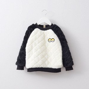 Kid sweater boys and girl boutique clothing thick fabric winter clothes