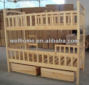Kindergarten bunk bed