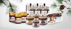 Korean health balloon flower syrup / honey /barley malt extract
