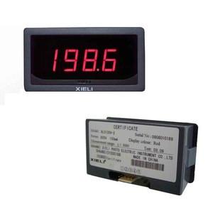 LED display digital Ohm panel meter