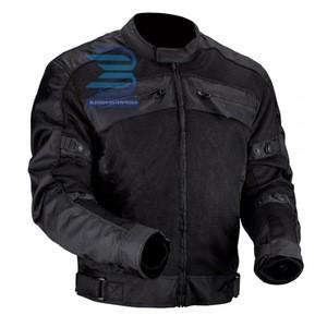 Men Off Road Motorcycle Riding Adventure Touring Textile Jackets Cordura