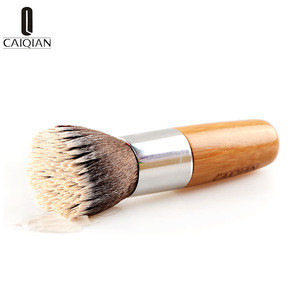 MYG hot selling confortable flat concealer and blush brush