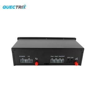 QTM600B truck digital tachograph programmer tool real time displaying speed thermal print gps car black box