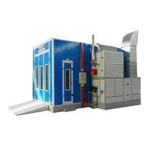 SOL-QF7 Cheap and High Quality Car Spray Booth Oven from China Factory