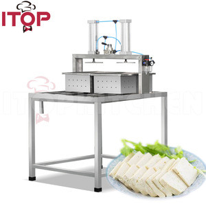 Top Quality Stainless Steel Commercial Tofu Press Making Machine